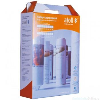Картриджи для фильтров Atoll №202 STD (для A-575. A-550. A-560)