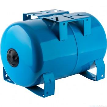 Гидроаккумулятор 20 л. вертикальный (цвет синий) для водоснабжения STOUT