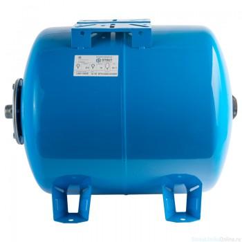 Гидроаккумулятор 50 л. вертикальный (цвет синий) для водоснабжения STOUT