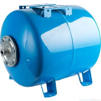 Гидроаккумулятор 300 л. вертикальный (цвет синий) для водоснабжения STOUT