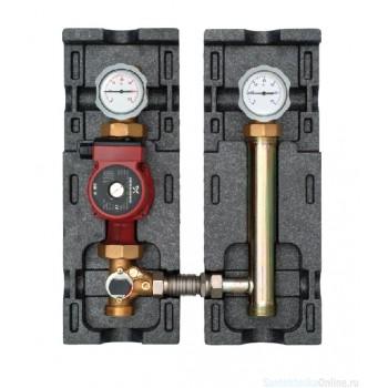 "Насосная группа Meibes V-MK 1 1/4"" без насоса со смесителем до 125 кВт."