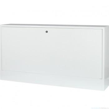 Коллекторный шкаф наружный глубокий 19-20 выходов (ШРНУ-180-7) 651х180х1300