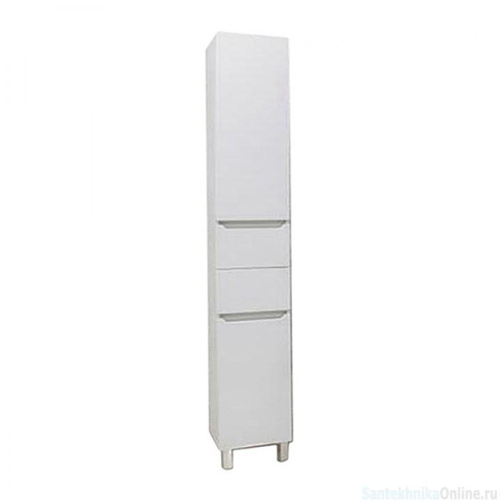 Шкаф колонна Акватон - ДАКОТА белый 1A203203DAAY0