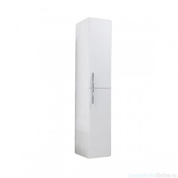 Шкаф колонна Акватон - МЕРИЛЕНД 76 белый 1A199703ME010