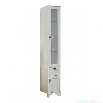 Шкаф колона Акватон - ИДЕЛЬ правый дуб верди 1A198003IDM9R