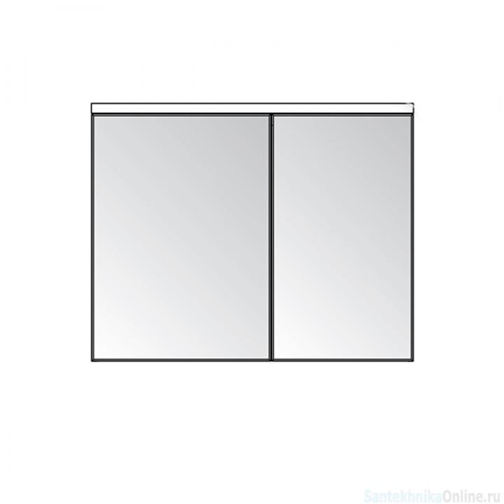 Зеркальный шкаф Акватон - БРУК 100 1A200702BC010