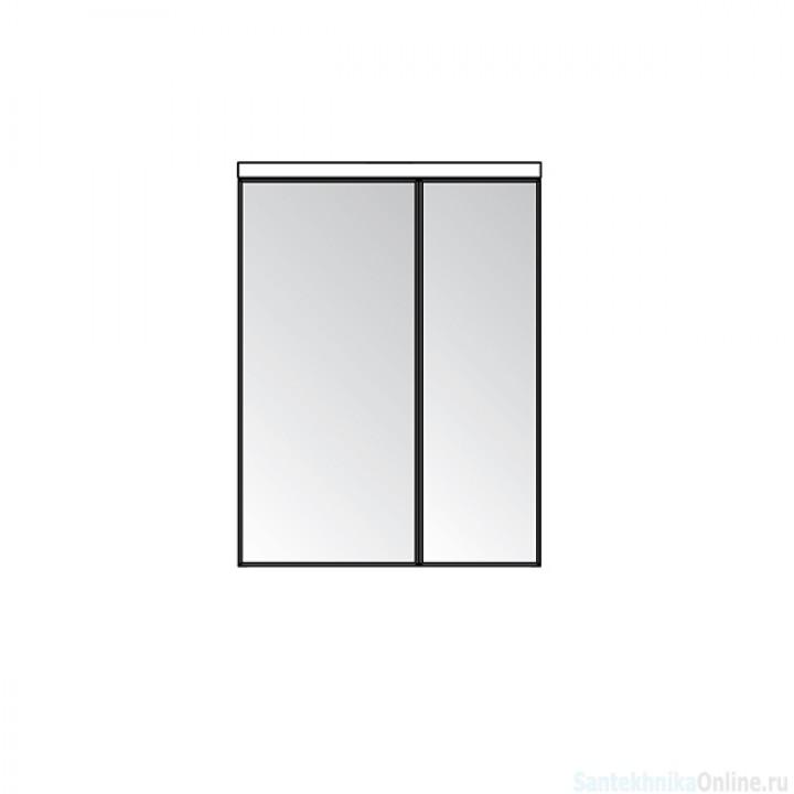 Зеркальный шкаф Акватон - БРУК 60 1A200502BC010