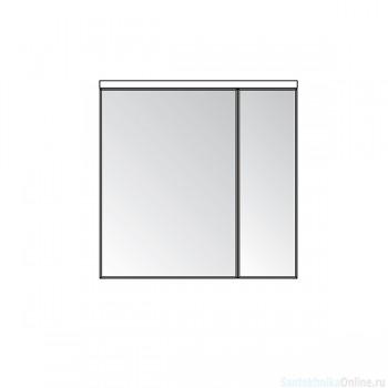 Зеркальный шкаф Акватон - БРУК 80 1A200602BC010