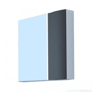 Зеркальный шкаф Акватон - ОНДИНА 80 графит 1A183502ODG20