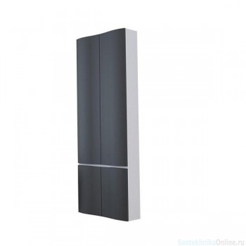 Шкаф-колонна Акватон - ОНДИНА графит 1A175803ODG20