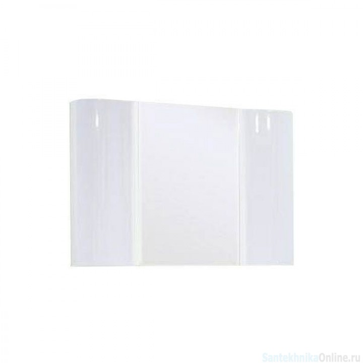 Зеркальный шкаф Акватон - ОНДИНА 100 белый 1A176102OD010