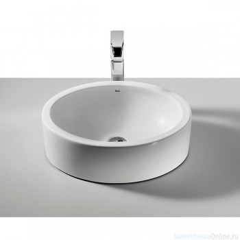 Раковина Roca - TERRA 39 см белая к мебели ИНТЕГРО 732722D000