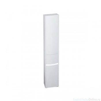 Шкаф подвесной Акватон - АСТЕРА белый 1A195503AS01L левый