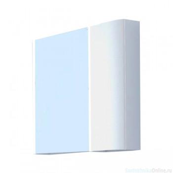 Зеркальный шкаф Акватон - ОНДИНА 80 белый 1A183502OD010