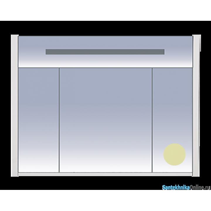 Зеркало-шкаф Misty Джулия 105 бежевый Л-Джу04105-0310