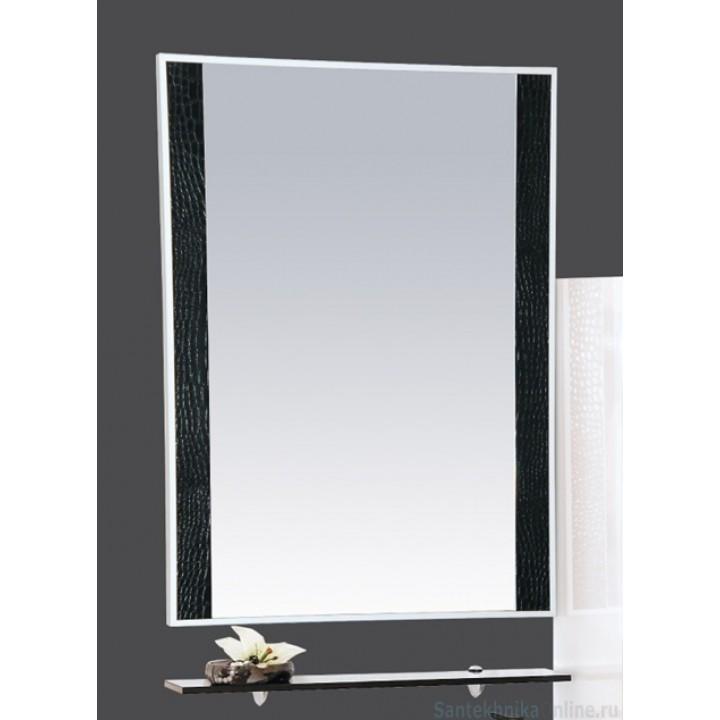 Зеркала Misty Гранд Lux 60 черно-белое Croco Л-Грл02060-249Кр