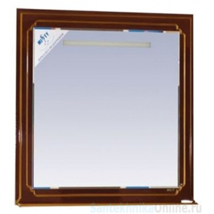 Зеркала Misty Praga 90 бордо Л-Пра02090-103