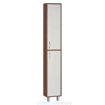 Шкаф-пенал Misty Лада - 30 Пенал правый комбинированный Э-Лда05030-19П