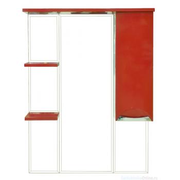 Зеркала Misty Жасмин 75 R красная пленка П-Жас02075-042СвП