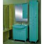 Зеркало-шкаф Misty МИСТИ-60 зеркало-шкаф прав. (свет) салатовая Э-Мис02060-07СвП