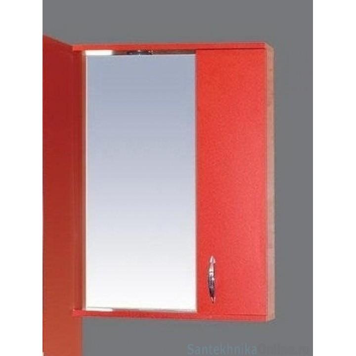Зеркало-шкаф Misty Стиль 60 R красный Э-Сти02060-04СвП