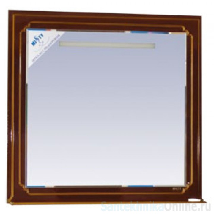 Зеркала Misty Praga 105 бордо Л-Пра02105-103