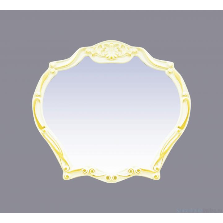 Зеркала Misty Tiffany 100 белое сусальное золото Л-Тиф02100-391