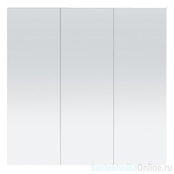 Зеркало-шкаф Misty Балтика - 80 Зеркало-шкаф без света Э-Бал04080-011