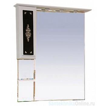 Зеркало-шкаф Misty Мальта 90 L Л-Млт04090-235Л