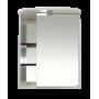 Зеркало-шкаф Misty Венера - 60 Зеркало-шкаф прав. со светом комбинированное П-Внр04060-25СвП