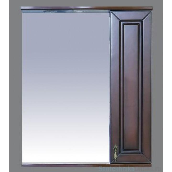 Зеркало-шкаф Misty Лига 55 L П-Лиг02055-141Л