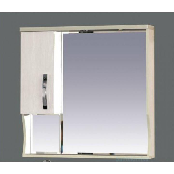 Зеркало-шкаф Misty Модерн 80 L П-Мод02080-19СвЛ