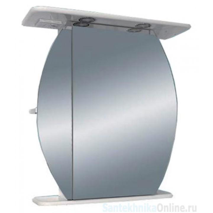 Зеркала Misty Пион 75 L Э-Пио02075-01СвЛ