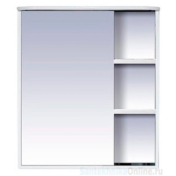 Зеркало-шкаф Misty Венера - 70 Зеркало-шкаф лев. со светом белое П-Внр04070-01СвЛ