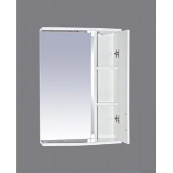 Зеркало-шкаф Misty Астра 50 R голубой Э-Аст04050-06СвП