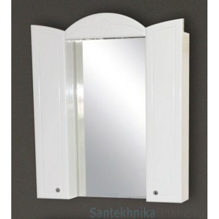 Зеркало-шкаф Misty Илона 100 П-Ило02100-011Св