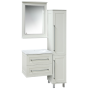 Шкаф-пенал Misty Марта 35 R белый П-Мрт05035-012П