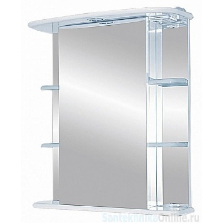 Зеркало-шкаф Misty Магнолия 55 L Э-Маг04055-01СвЛ