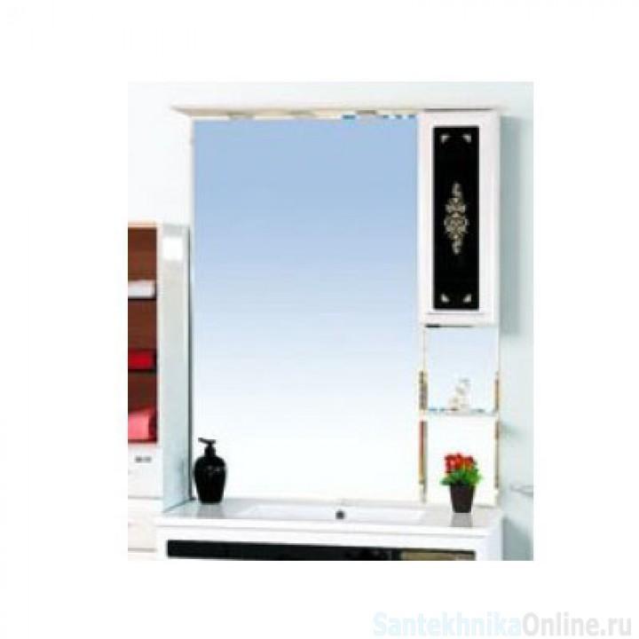 Зеркало-шкаф Misty Мальта 105 Л-Млт04105-235