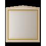 Зеркала Misty Ницца 90 бежевое патина Л-Ниц02090-033