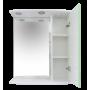 Зеркало-шкаф Misty Астра 60 R салатовый Э-Аст04060-07СвП