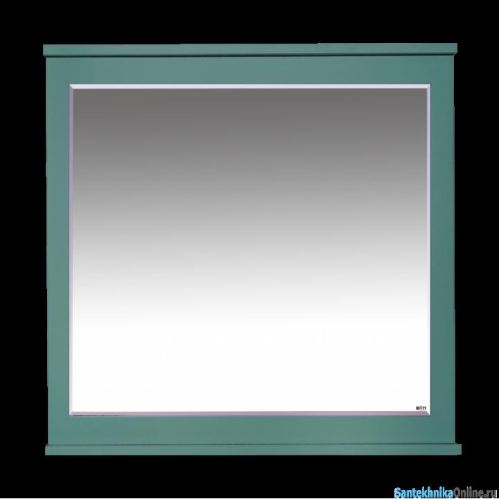 Зеркала Misty Марта - 80 Зеркало бирюза П-Мрт02080-091