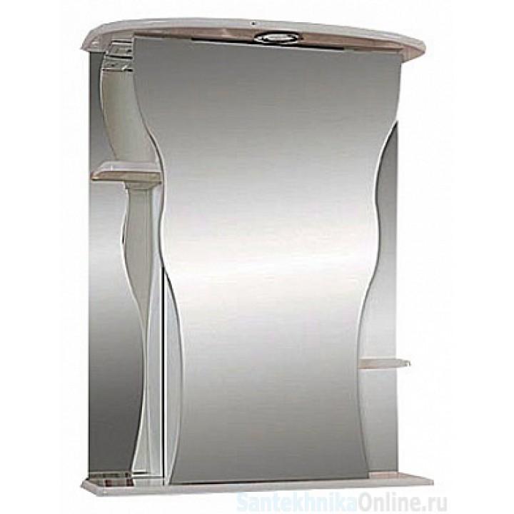 Зеркало-шкаф Misty Каприз 60 L Э-Кпр02060-01СвЛ