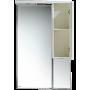 Зеркало-шкаф Misty Селена - 60 Зеркало - шкаф прав. П-Сел02060-01П