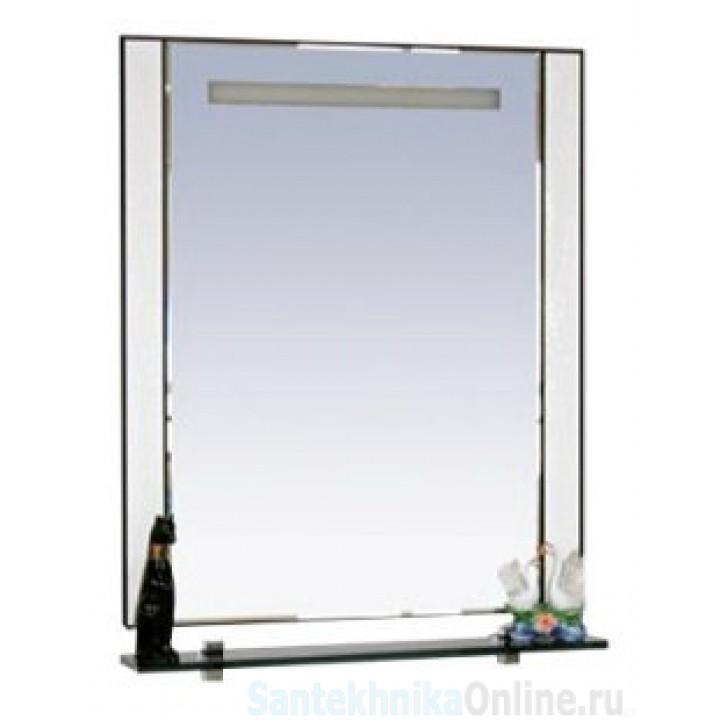Зеркала Misty Гранд Lux 70 бело-черное Croco Л-Грл02070-239Кр