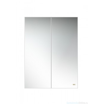 Зеркало-шкаф Misty Балтика - 60 Зеркало-шкаф без света Э-Бал04060-011