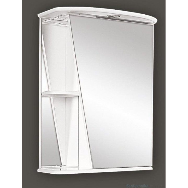 Зеркало-шкаф Misty Бриз 55 R Э-Брз02055-01СвП