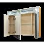 Зеркало-шкаф Misty Джулия 105 оранжевый Л-Джу04105-1310