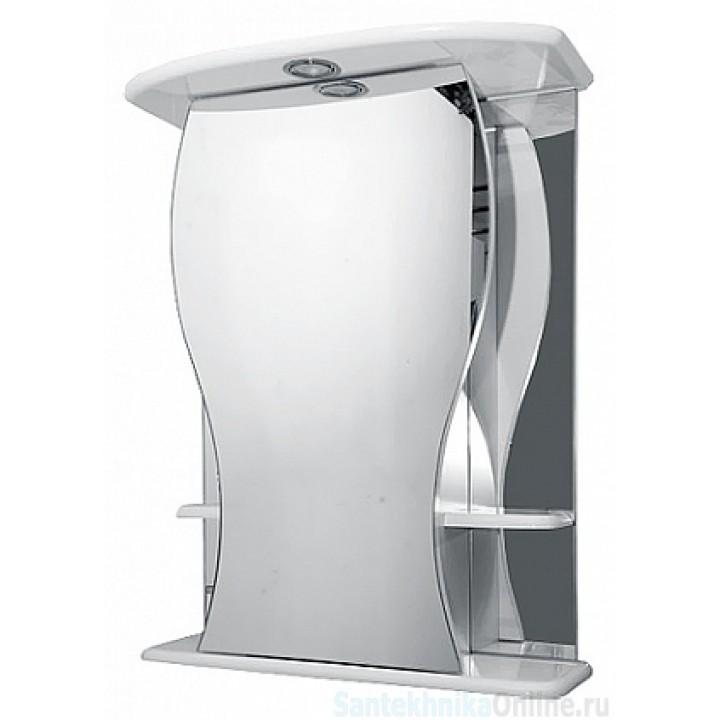 Зеркало-шкаф Misty Карина 55 R Э-Крн02055-01СвП