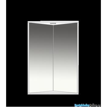Зеркало-шкаф Misty Лотос - 34 Зеркало угловое (свет) Э-Лот02034-01СвУг